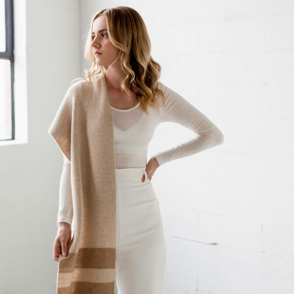 Premo Linea alpaca scarf
