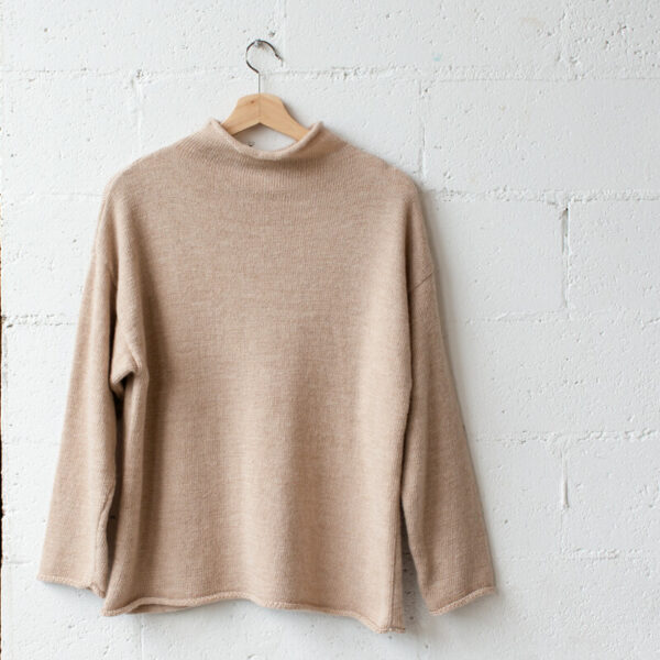 sustainable woolen sweater