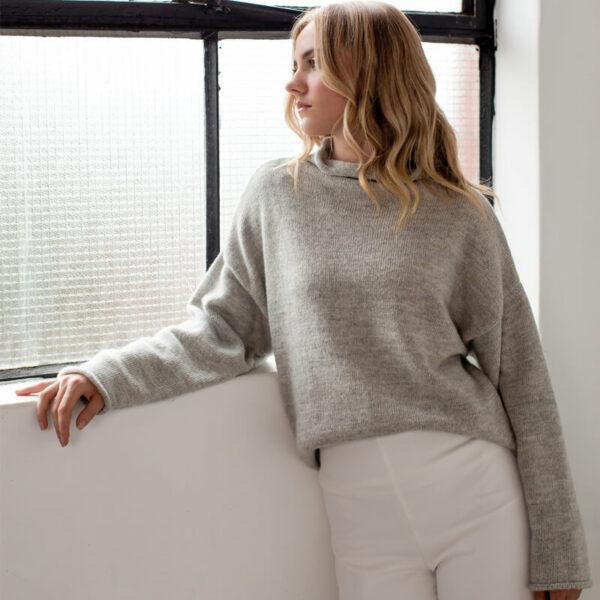 Woolen jumper knitwear range