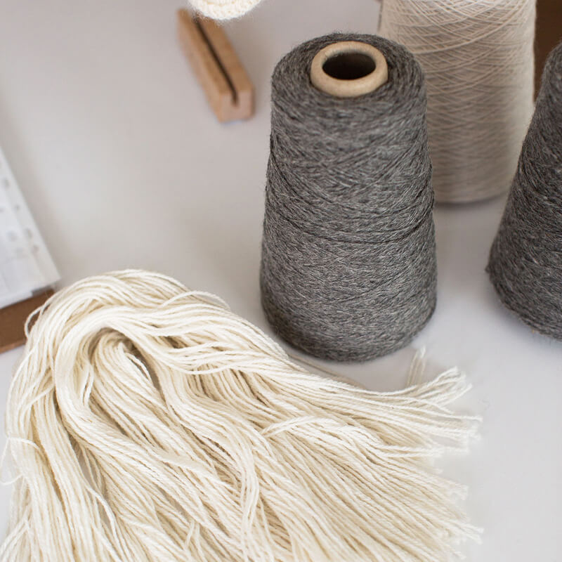 Alpaca knitwear - Alpaca yarn